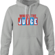 Funny Encino Man Pauly Shore Wheeze The Juice Ash Grey Hoodie