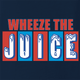 Funny Encino Man Pauly Shore Wheeze The Juice Navy Blue T-Shirt