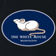 funny The White House Mouse black t-shirt