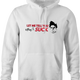 funny Tommy Boy Why I Suck Chris Farley white hoodie