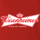 funny Budweiser and Budweiser Light Beer Parody - Jokers parody men's t-shirt red