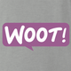 funny W00T W00T! Woot Commerce Parody Ash Grey t-shirt