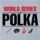 funny polka poker t-shirt - worl series of polka light blue t-shirt