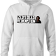 Funny Red Dead Redemption Zed from Pulp Fiction  parody hoodie white