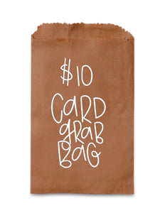 $10 Card Grab Bag