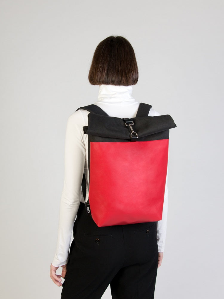 BACKPACK RED SKIN