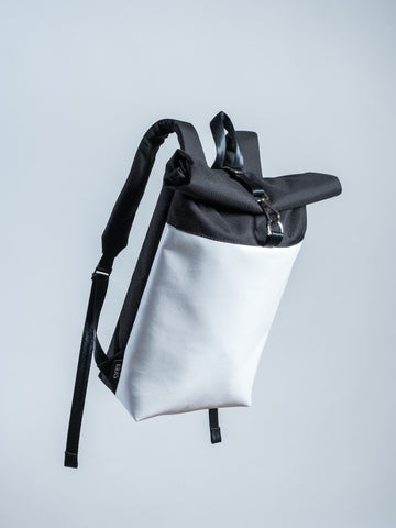 NEW! BACKPACK WHITE MINI