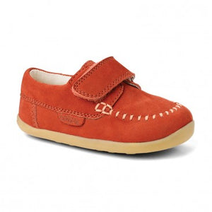 Bobux Step Up Dream Catcher Moccasin Rust