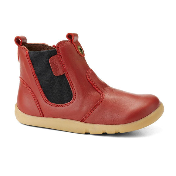 Bobux iWalk Outback Boot Red