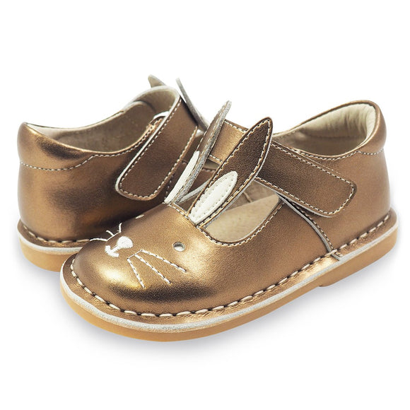 Livie & Luca Molly Copper Metallic