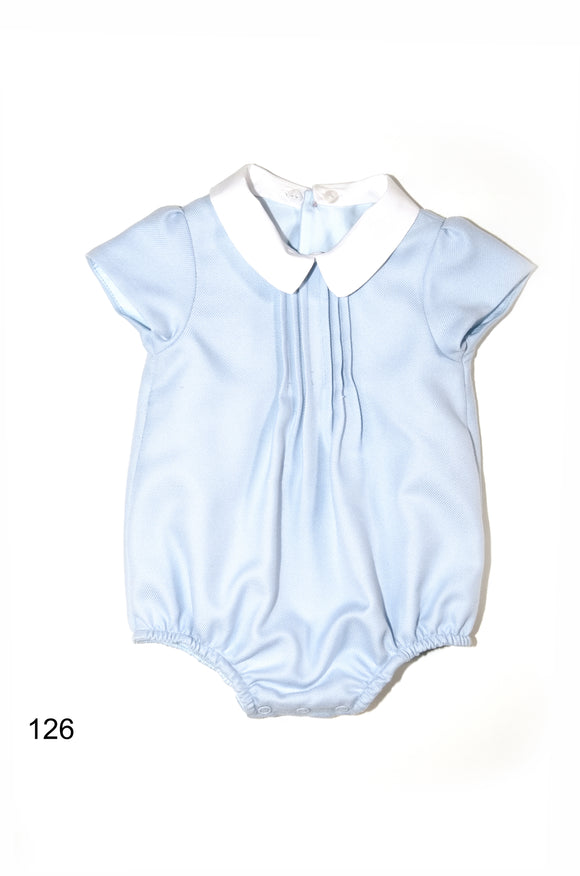 Patachou Blue Romper