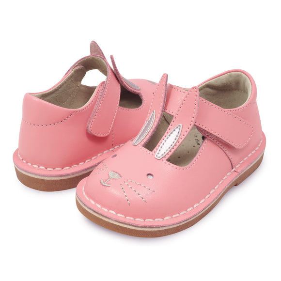Livie & Luca Molly pink leather
