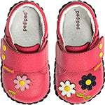 Pediped Originals Aryanna Fuchsia Mary jane