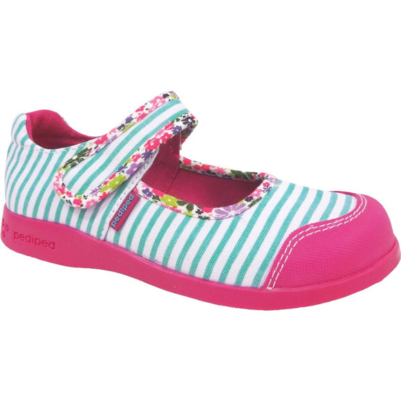 Pediped Flex Bree Seashore Mary Jane