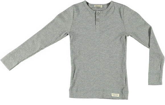 Mar Mar Grey Tee LS