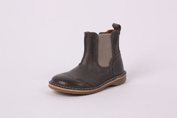 Bisgaard Grey chelsea boot