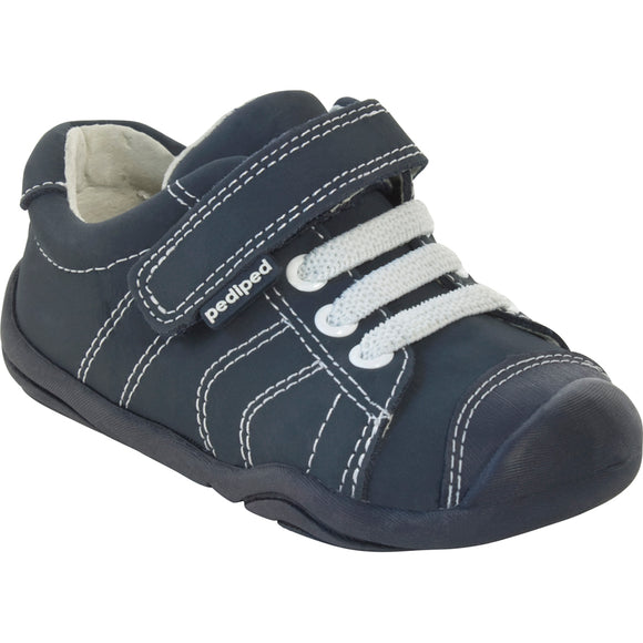 Pediped Grip n Go Jake Navy Trainer.