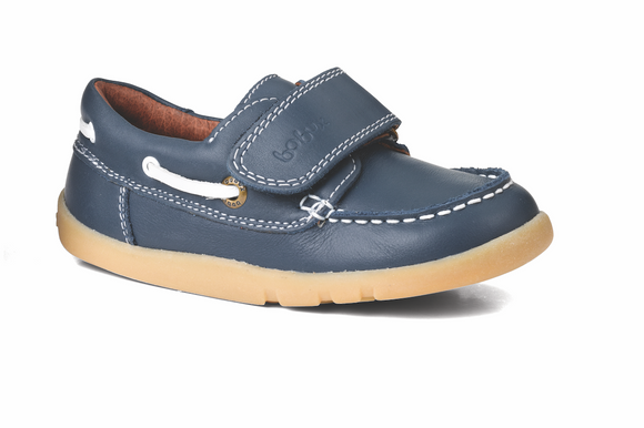 Bobux Iwalk Dockside dress shoe Navy