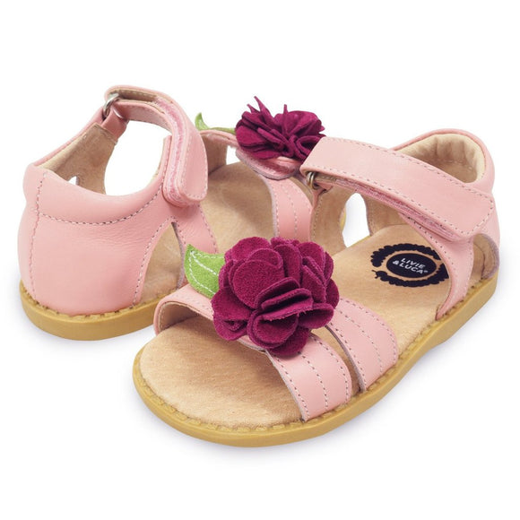 Livie & Luca Camille Light Pink Sandal