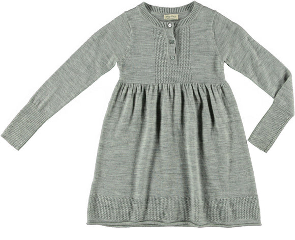 Mar Mar Grey Dahlia dress