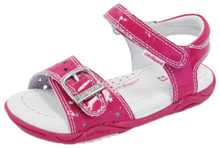 Pediped Flex Maggie Fuchsia Sandal