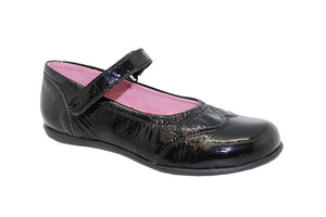 Bo-bell Orient Patent Black Mary jane