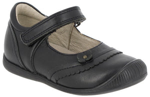 Noel Jones Black flower shoe