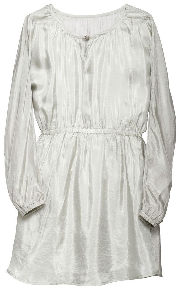 Pale Cloud Faith Dress