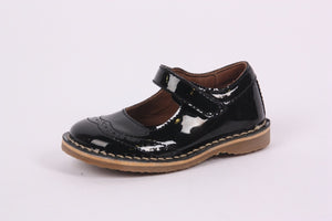 Bisgaard Nero Brogue Maryjane