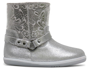Quest Boot silver