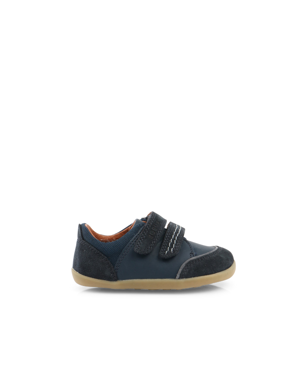 Bobux Step Up Navy Slide shoe