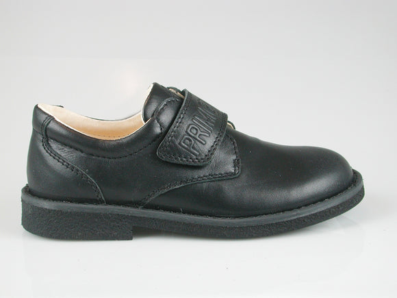 Primigi Brotter Black  Velcro Shoe