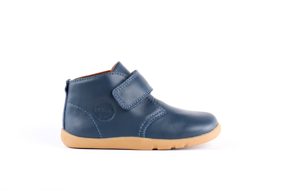 Bobux iWalk Desert Explorer Boot Navy Blue