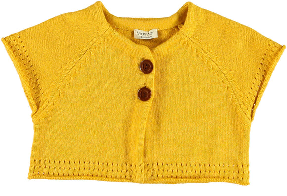 Mar Mar Yellow Tily Cardigan