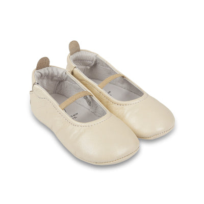 Old Soles Baby Champagne Luxury Ballet Flat