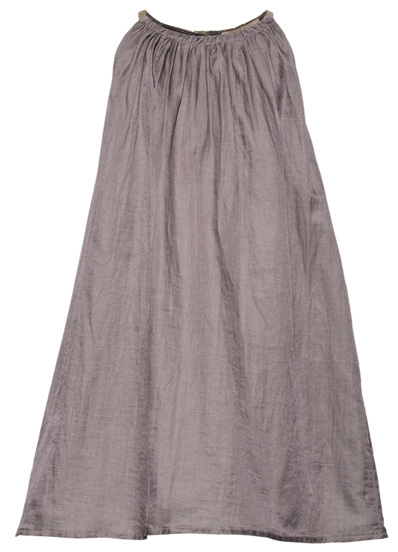 Pale Cloud Grey Bernicia dress
