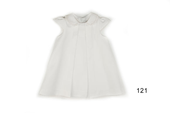 Patachou Cream dress