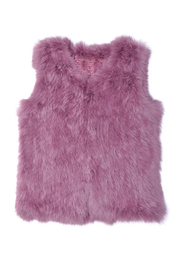 Petit By Sofie Schnoor Dusty fur vest