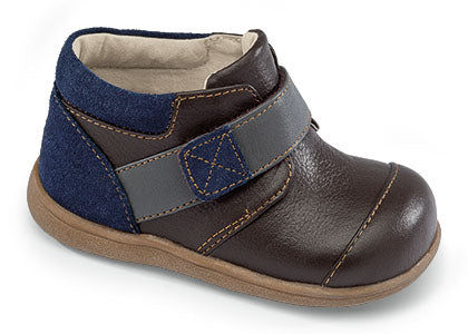 See Kai Run Sawyer Brown Boot