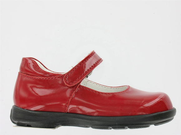 Primigi Andes Red Patent Mary jane