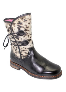 Bo-bell Cow print boot
