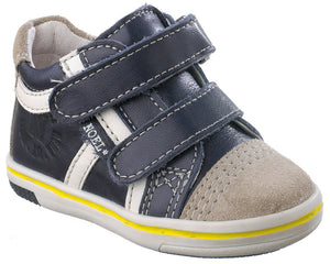 Noel Mini Moulty Navy trainer