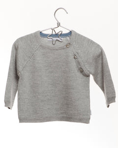 Mon Marcel Grey Knitted Set