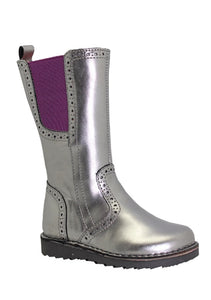 Bo-bell Puppy Silver Boot
