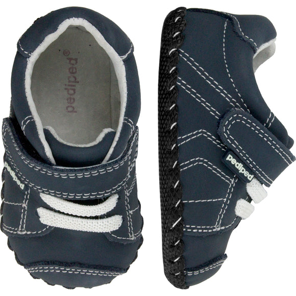 Pediped Originals Jake Navy Trainer