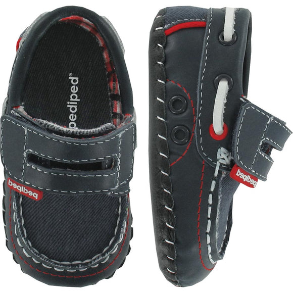 Pediped Originals Naples Navy Shoe