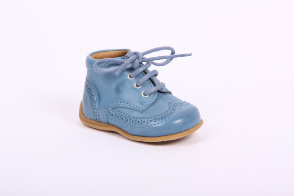 Bisgaard Sea brogue lace-up boot
