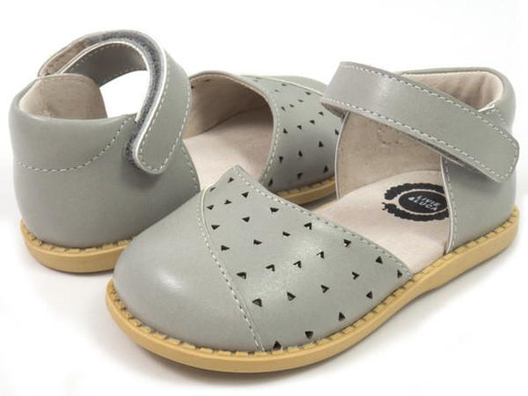 Livie & Luca Luna Slate Grey sandal