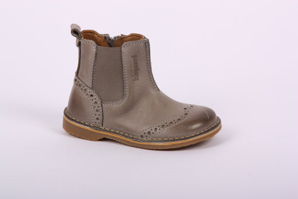 Bisgaard Light Grey Chelsea boot