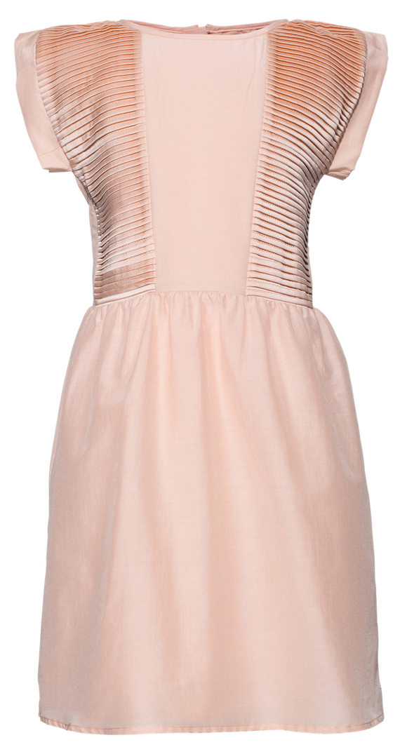 Pale Cloud Pale Pink Ina dress